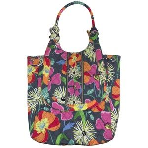 Vera Bradley Book Bag Purse